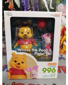(See pics for box condition) Nendoroid Winnie the Pooh and Piglet Set