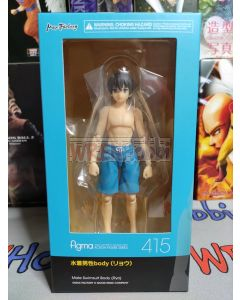 figma Male Swimsuit Ryo 415