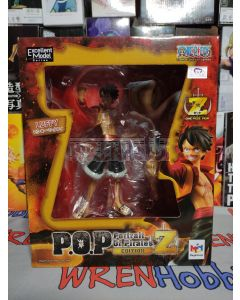 P.O.P. Edition Z Luffy One Piece