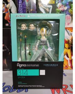 (box damaged see pic) Figma Leafa 314