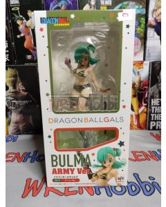 Dragon Ball Gals Bulma Army Ver