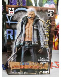 (double-taped but never opened - see pics for box condition) DXF Grandline Men vol 16 Smoker