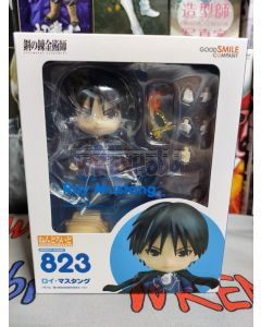 (very slight box dent see pics) Nendoroid Roy Mustang 823
