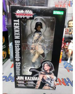 Kotobukiya Bishoujo Jun Kazama Tekken (unopened but box has slight damages)